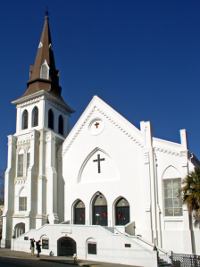Emanuel African Methodist Episcopal Church, Charleston, South Carolina