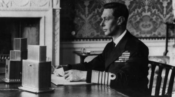 King-George-VI-Royal-Christmas-Message